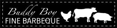 Buddy Boy Fine Barbeque Logo