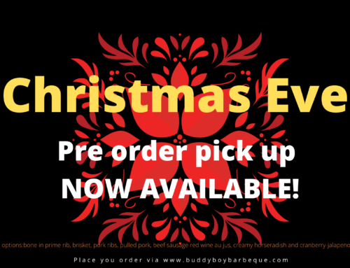 Christmas Eve Pre order Announcement!